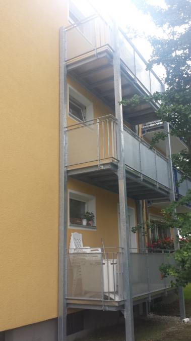 Balkonbau Und Balkonnachrustung Dk Schlosserei