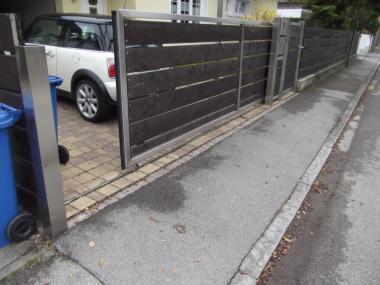 Gartentore Tore Für Zufahrten Dk Schlosserei München
